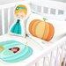 Happy Friday Pumpkin Duvet Set