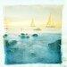 Breakwater Bay Bona Vista Art Print Wrapped on Canvas