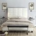 Midtown Upholstered Panel Bed