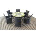 Port Royal Prestige 6 Seater Dining Set
