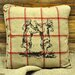 Geko Products Boxing Hares Scatter Cushion