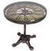 Besp-Oak Furniture Verdi Table Clock