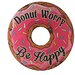 Besp-Oak Furniture Iron Donut Worry Wall Décor