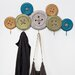 KARE Design Knobs Wall Mounted Coat Rack