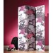Arthouse 150cm x 120cm Street Wise 3 Panel Room Divider