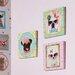 Arthouse Imagine Fun Hall of Fame Printed Canvas Art Set (Set of 3)