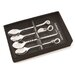 Culinary Concepts Stainless Steel Coffee Spoon Set