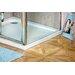 Cassellie 185cm x 64.5cm Pivot Shower Door