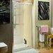 Cassellie 185cm x 74.5cm Pivot Shower Door