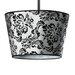Pura Lux Ornamenti 1 Light Bowl Pendant Lamp