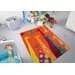 Arte Espina Kids Line Spirit Orange Rug