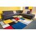 Arte Espina Digital Line Spirit Multi-Coloured Rug