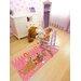 Arte Espina Kids Line Joy Pink Rug