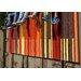 Arte Espina Digital Line Joy Orange Rug
