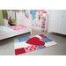Arte Espina Kids Line Sam Red Rug
