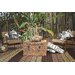 Fab Habitat Seattle Hand-Woven Brown Indoor/Outdoor Area Rug
