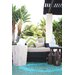 Fab Habitat Istanbul Hand-Woven Blue Indoor/Outdoor Area Rug
