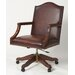 Curzon Gallery Collection Gainsborough High-Back Leather Executive Chair