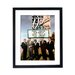 Culture Decor The Rat Pack Framed Photographic Print