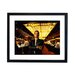 Culture Decor Robert DeNiro Casino Framed Photographic Print