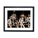 Culture Decor The Magnificent Seven Framed Photographic Print