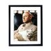 Culture Decor Donald Pleasance and The Cat Framed Photographic Print