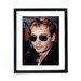Culture Decor Johnny Depp Framed Photographic Print