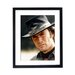 Culture Decor Clint Eastwood Framed Photographic Print