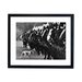 Culture Decor Horse Guards and Dalmatian Framed Photographic Print