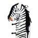 Fantasy Fields Zebra Kids Stool