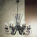 JH Miller Tamel 16 Light Style Chandelier