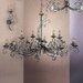 JH Miller York 15 Light Style Chandelier