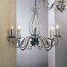JH Miller Lafayette 5 Light Style Chandelier