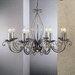 JH Miller Lafayette 8 Light Style Chandelier