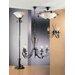 JH Miller Tamel 170cm Uplighter Floor Lamp