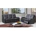 Hyde Line Furniture Sarah Genuine Leather 3 Seater Sofa