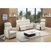 Hyde Line Furniture Padua Genuine Leather Recliner