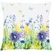 Apelt Kissenbezug Blumenwiese aus 100% Baumwolle