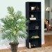 "Hazelwood Home 58"" Standard Bookcase"