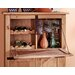 Henke Collection Weinschrank Mexican für 8 Fl.