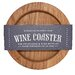 IC Innovations Occasion Wine Bottle Coaster