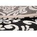Caracella Teppich Aura in Schwarz