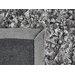 Caracella Teppich Esme in Dunkelgrau