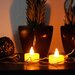 Caracella LED-Teelichtleuchtenset T-Light