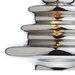 Caracella 23 cm Lampenschirm Zephyr aus Glas