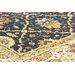 Caracella Teppich Carlucci in Marineblau/ Creme