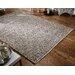 Caracella Handgefertigter Teppich Savannah in Taupe