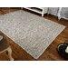 Caracella Handgefertigter Teppich Savannah in Grau
