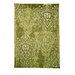 Caracella Teppich Graphic Kartusche in Grün