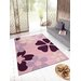 Urban Designs Tempo Pink Area Rug
